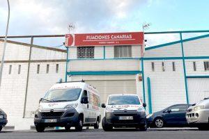 Fijaciones Canarias tienda nord